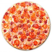 Пицца Колбаса